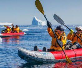 Bateau a rame activite des regions polaires Arctique et Antarctique   Les Mondes Polaires