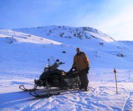 Motoneige activite du Groenland   Les Mondes Polaires