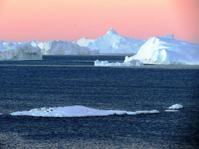 Cote ouest du Groenland et Baie de Disko | Les Mondes Polaires