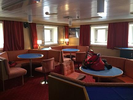 Salon du bateau d'expédition Kapitan Khlebnikov - Région polaire   Les Mondes Polaires