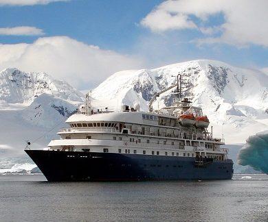 Exterieur du bateau d'expédition Hebridean Sky - Région polaire | Les Mondes Polaires
