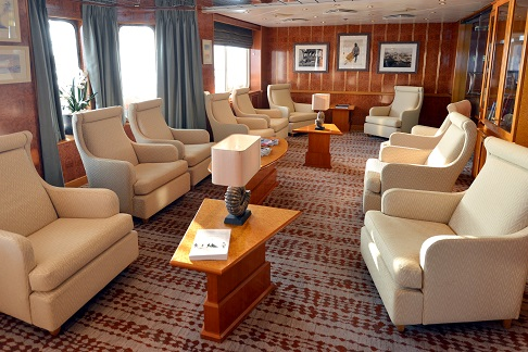 Librairie du bateau d'expédition Hebridean Sky - Région polaire | Les Mondes Polaires