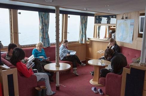 Salon du bateau d'expedition Polaris - région polaire   Les Mondes Polaires