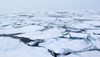La banquise en mouvement - Spitzberg | Les Mondes polaires