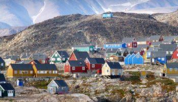 Communautés et villages inuits - Groenland | Les Mondes Polaires